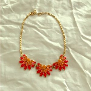 J.Crew gold necklace